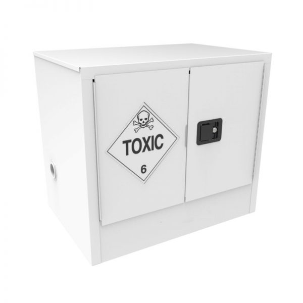 100 Litre Toxic Storage Cabinets