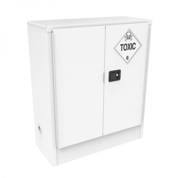 160 Litre Toxic Storage Cabinets