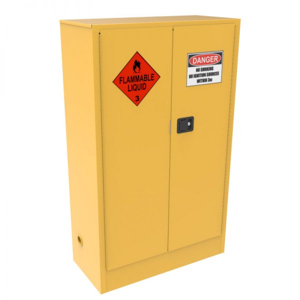 250 Litre Flammable Liquide Storage Cabinets