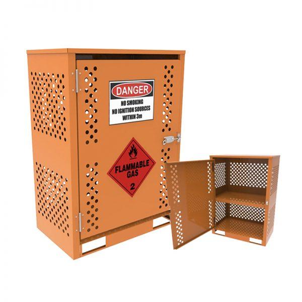 9Kg Gas Bottle Storage Cabinets