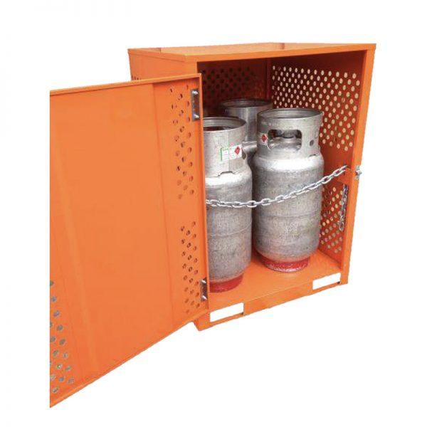 Hazmat 9kg Forklift Gas Cyclinder Cabinets