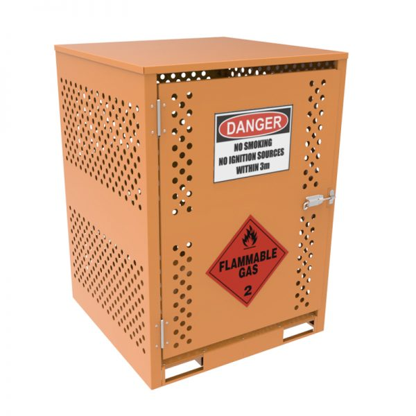 Forklift Gas Cylinder Storage Cabinets