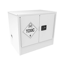 Toxic Substance Storage Cabinets (Class 6)
