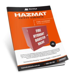 Multifile Fire Hydrant Booster Valve Hazmat Cabinets