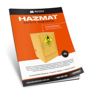 Multifile Oxidising Hazmat Cabinets