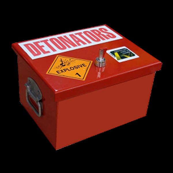 Detonator Magazine Storage