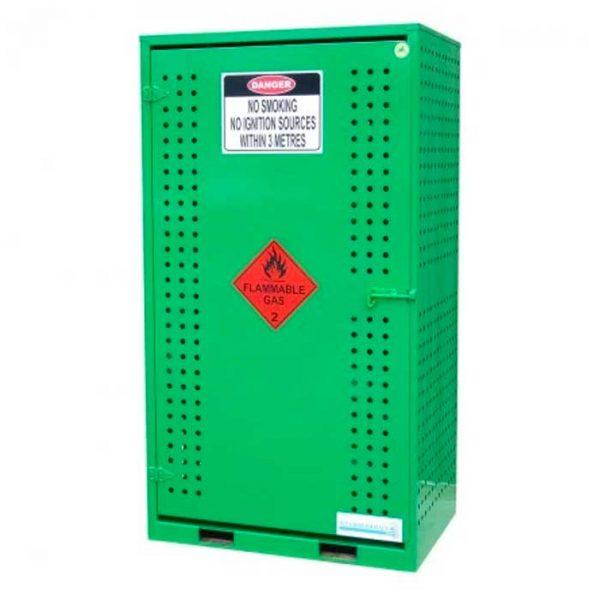 12 Cyclinder Forklift LPG Gas Bottle Storage