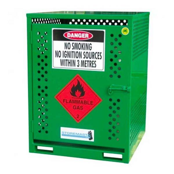4 Cyclinder Forklift LPG Gas Bottle Storage