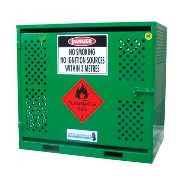 6 Cyclinder Forklift LPG Gas Bottle Storage