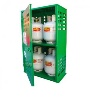 9kg x 4 Cyclinder LPG Storage