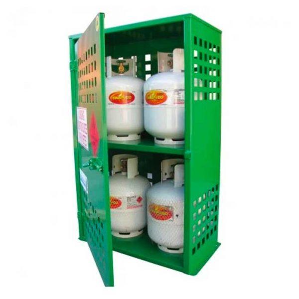 9kg x 4 Cyclinder LPG Storage