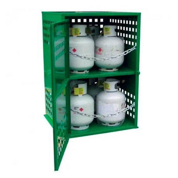 9kg x 8 Cyclinder LPG Storage