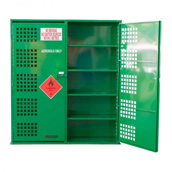 Aerosol Storage Cage