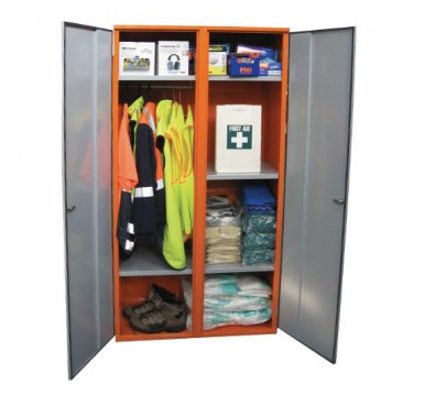 Protective Clothing and Equipment Cabinets